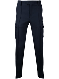flap pocket tailored trousers Undercover