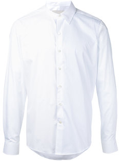 band collar shirt Casely-Hayford
