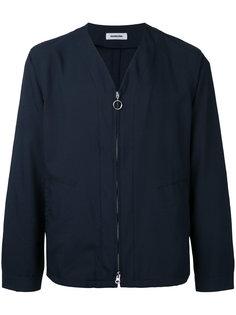 zipped shirt jacket monkey time