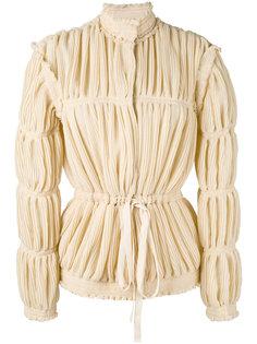 плиссированная куртка J.W.Anderson