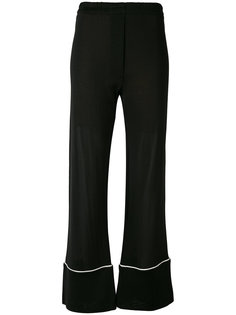 wide leg trousers  Laneus