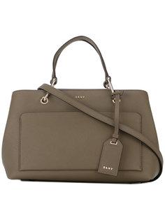 маленькая сумка-тоут DKNY