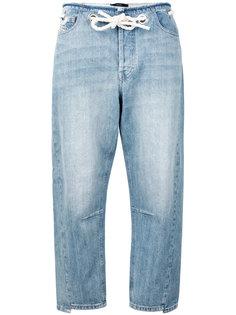 укороченные джинсы De-Kima  Diesel