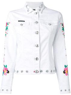 джинсовая куртка Calla Philipp Plein