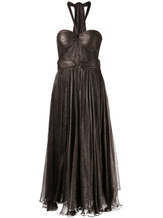draped dress Maria Lucia Hohan