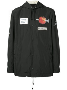 patch bomber jacket Undercover