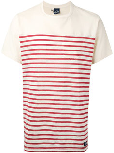 striped T-shirt  Bleu De Paname
