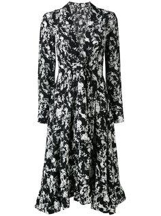 расклешенное платье с V-образным вырезом Dodo Bar Or