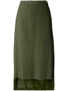 юбка с плиссированным передом Aalto