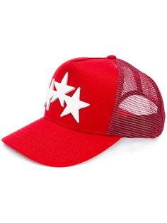 бейсболка с принтом звезд Amiri