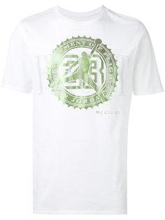 футболка с принтом Jordan 23 Nike