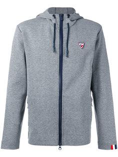 Damien zipped hoodie Rossignol