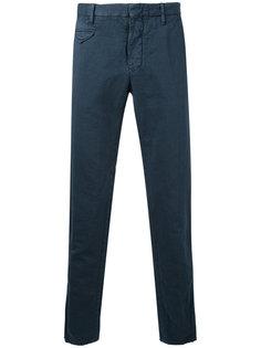 повседневные брюки чинос  Incotex