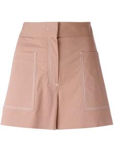 шорты с контрастной строчкой M Missoni