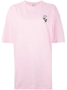 футболка WIP x PAM Radio Club Carhartt