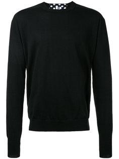 свитер с узором в горох Soe