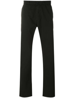 брюки прямого кроя Maison Kitsuné