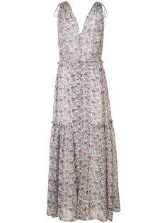 floral print maxi dress Ulla Johnson