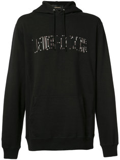 printed hooded sweatshirt Undercover
