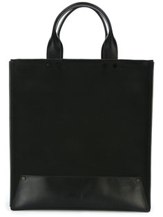 deconstructed zip-top tote Troubadour