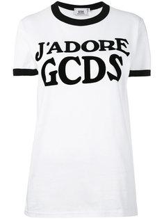 футболка Jadore GCDS  Gcds
