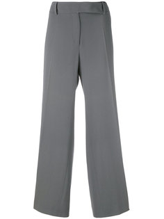pleated cropped trousers Giorgio Armani Vintage
