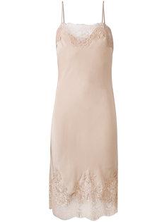 платье с кружевной отделкой Coco Gold Hawk