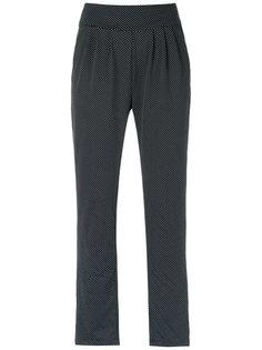 printed trousers Brigitte