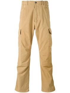 брюки карго прямого кроя Pt01