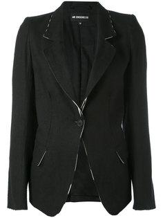 пиджак с расклешенными рукавами Ann Demeulemeester