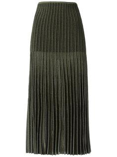 плиссированная трикотажная юбка Gig