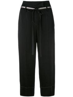 укороченные брюки Brunello Cucinelli