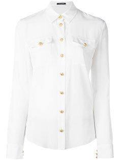 блузка с карманами Balmain