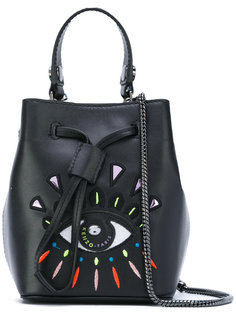 миниатюрная сумка-ведро Eye Kenzo