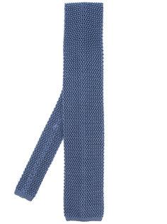 галстук с волнистой текстурой Tom Ford
