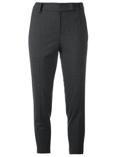 cropped tailored trousers Brunello Cucinelli