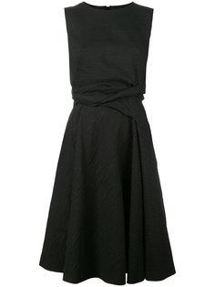 расклешенное платье Vito Sportmax