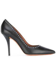 туфли с заклепками Givenchy