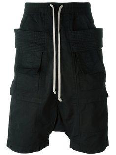 шорты карго  Rick Owens DRKSHDW