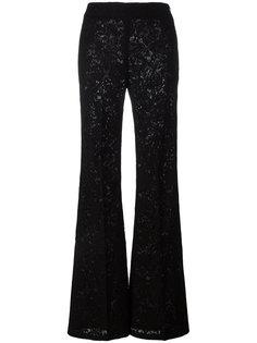 расклешенные брюки Ermanno Scervino