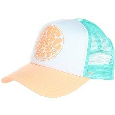 Бейсболка с сеткой женская Rip Curl Wetty Logo Cap Multico