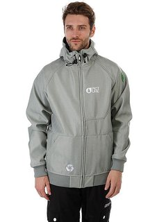 Куртка утепленная Picture Organic Softshell Rules Grey