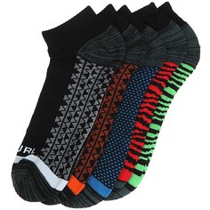 Носки низкие Rip Curl Pop Ankle Sock 5-pack Black