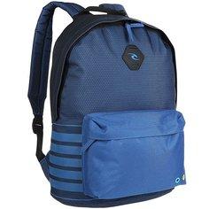Рюкзак городской Rip Curl Pro Game Dome Blue