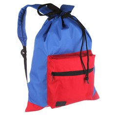 Рюкзак городской Skills Bagpack Royal/Blue/Red