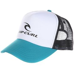 Бейсболка с сеткой Rip Curl Rc Corporate Trucker Lake Blue