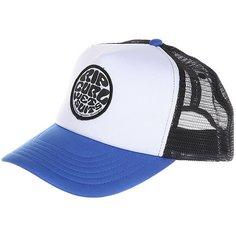 Бейсболка с сеткой Rip Curl Wetty Badge Trucker Blue
