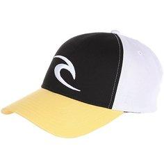 Бейсболка классическая Rip Curl Icon Snapback Cap Spicy Mustard