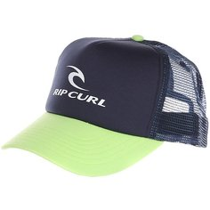 Бейсболка с сеткой Rip Curl Rc Corporate Trucker Lime