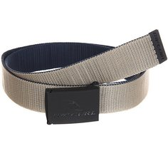 Ремень Rip Curl Ripping Revo Webbed Belt Tan